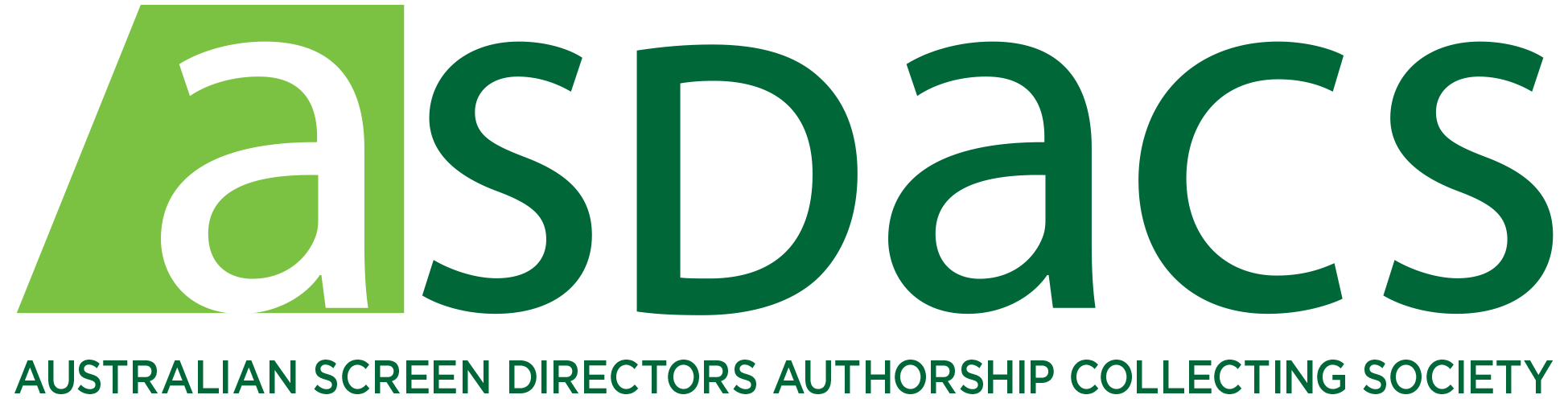 ASDACS - Australian Screen Directors Authorship Collecting Society